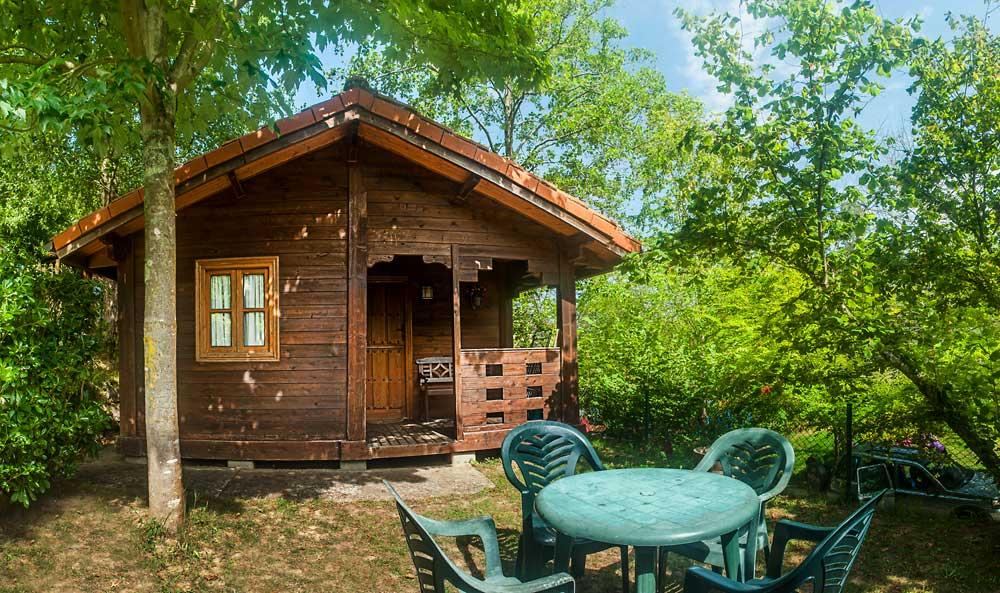 Bungalows Camping En Asturias Playa De Vega En Ribadesella